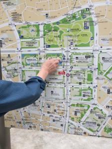 浄水場が見えてくる気がする地図